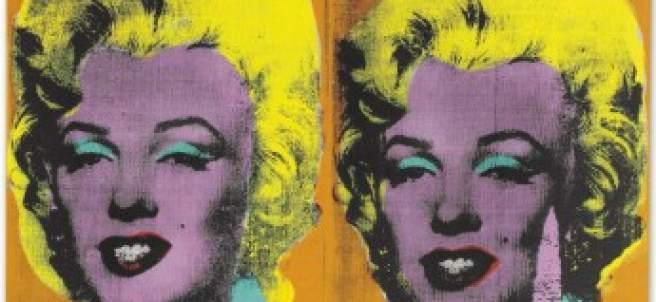 ´Four Marilyns´, de Andy Warhol.