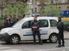 Ola de atentados París, Francia