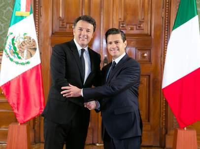 México e Italia acuerdan fomentar negocios e inversiones entre ambos países