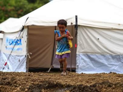Daños del terremoto en Ecuador