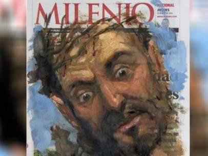 La reinterpretación de la portada de 'Diario Milenio' de Darío Ortiz